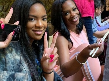 Georgia State Is Now Offering A College Course Based On Kandi Burruss' Empire + Riley Burruss Heads Off To NYU!