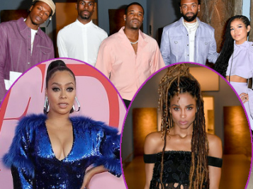 All The Fashionably Fly Celebs Hit Up The 2019 CFDA Fashion Awards - No Wins, But Unique & Edgy Lewks