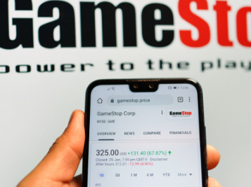 Yep, A Netflix Movie About The GameStop/AMC Stock Trading Frenzy Is Already In The Works