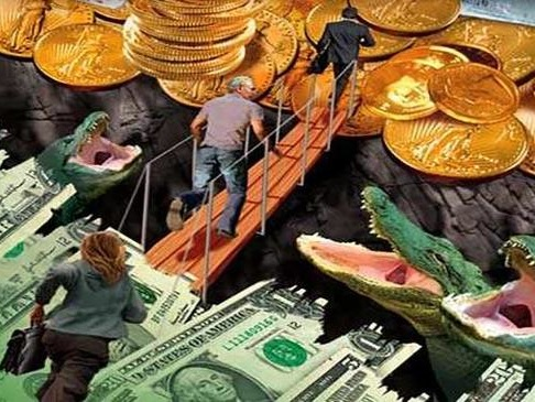 """""""QE-For-The-People Is The Endgame...And Gold Will See It Coming First"""""""