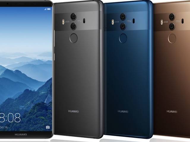 Huawei Mate 10, Pro aim for iPhone X release war