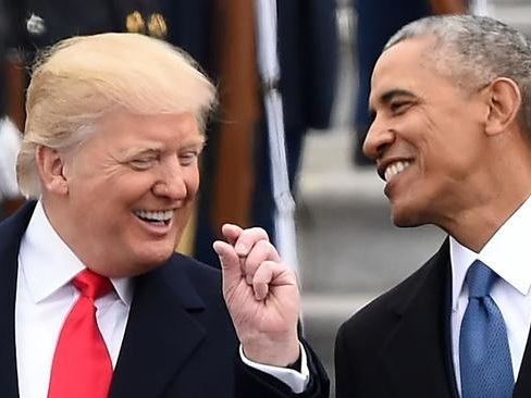 Trump, Obama Tie For Most Admired Man In 2019: Gallup
