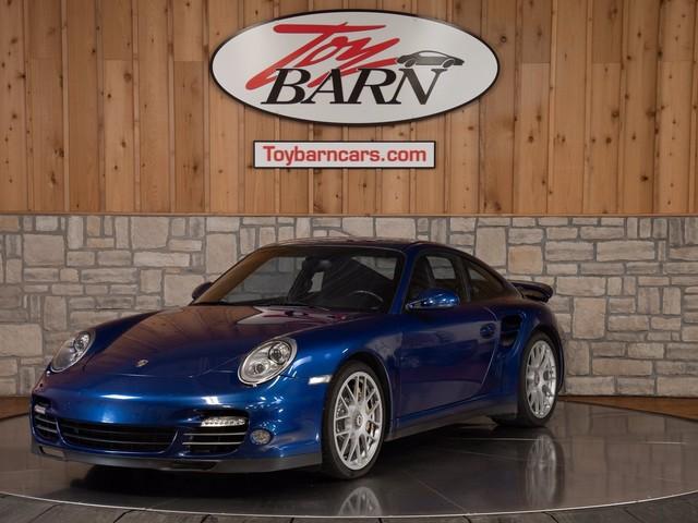 2012 Porsche 911--Turbo--S