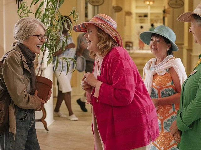 Review: Diane Keaton-starring 'Poms' lacks the requisite spirit