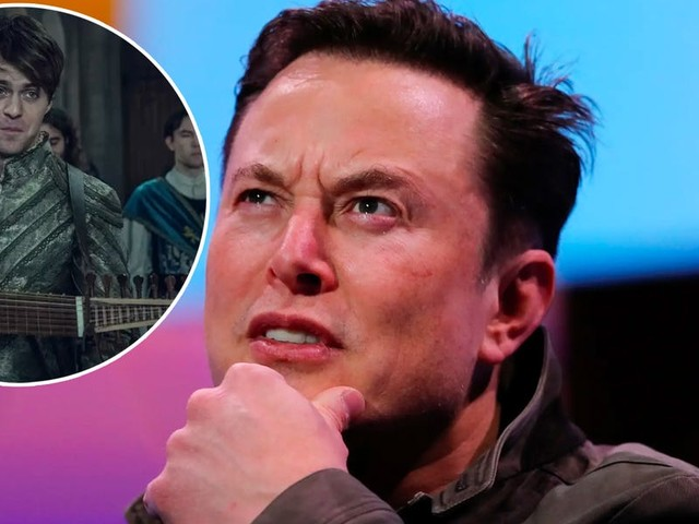 Elon Musk has had the viral song from 'The Witcher' stuck in his head for at least a week (NFLX)