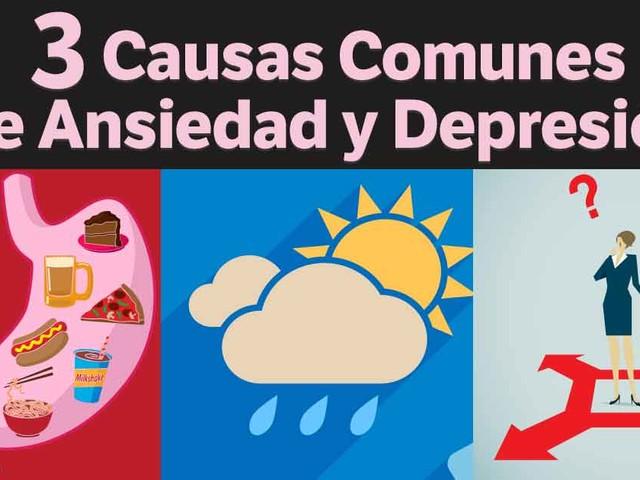 Una Alimentación Deficiente, Falta de Luz Solar y Anemia Espiritual Son Tres Poderosos Agentes Que Contribuyen a la Depresión y Ansiedad