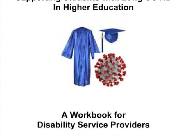 Workbook focuses on supporting students with long COVID