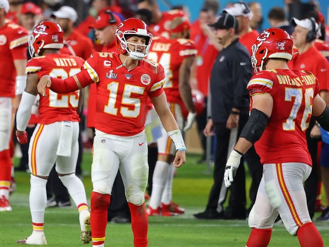 The Chiefs' 4th quarter changed all of Super Bowl 54