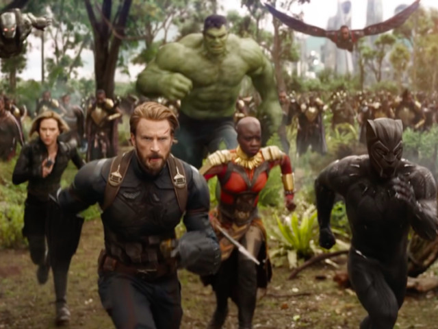 Basically Every Marvel Character You Can Think of Is Stuffed Intothe First Trailer for Avengers: Infinity War