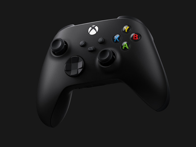 This is the new Xbox Wireless Controller for the Xbox Series X