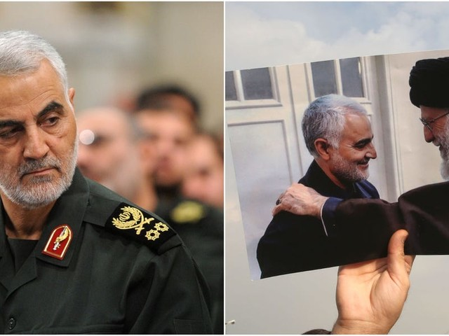 The life of Qassem Soleimani, Iran's revered military mastermind who fought the US for years until he was killed in an airstrike