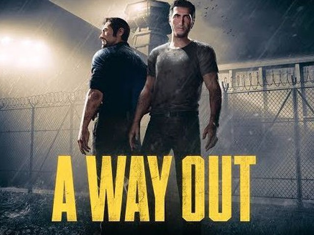 'A Way Out', a new game announced at E3, looks like 'Prison Break': The Game
