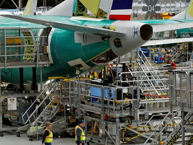 Another Boeing supplier is laying off workers over the 737 Max production halt, days after ousted CEO Dennis Muilenburg got a $62 million payout (GE)