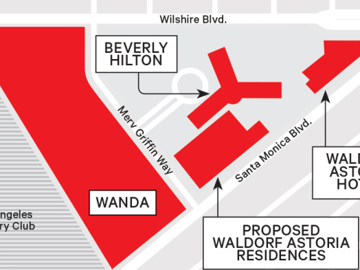 China's Wanda Sells Prominent Beverly Hills Property