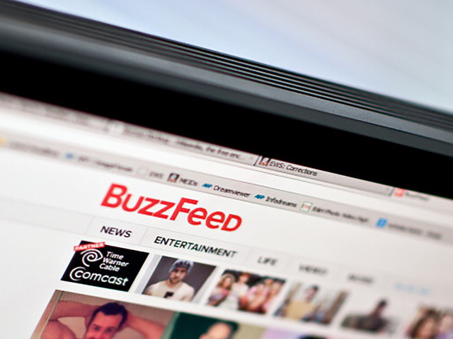 BuzzFeed cuts employee pay by up to 25 percent as coronavirus slams economy