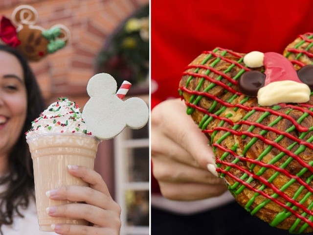 Mickey's Very Merry Christmas Party Treats For 2019 Are Here To Sleigh