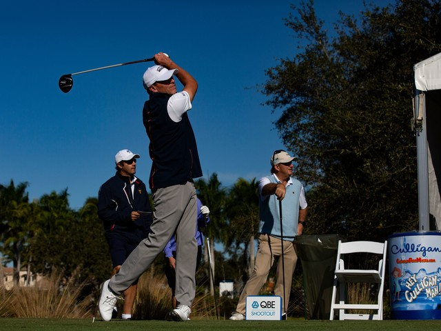 QBE Shootout: Steve Stricker talks Tiger, Presidents Cup; back with Sean O'Hair to defend