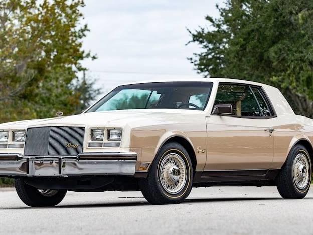 Rare Rides: The 1983 Buick Riviera Twentieth Anniversary