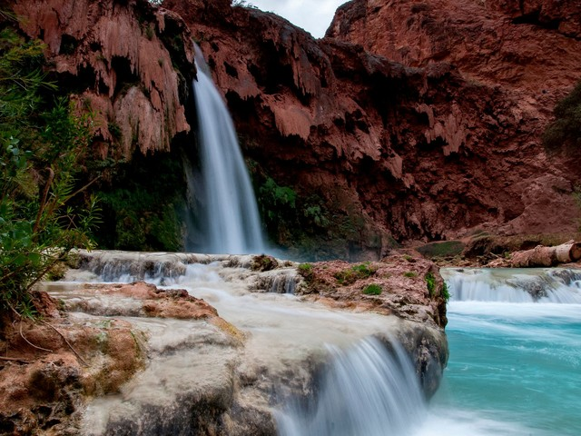 Selling Havasupai falls reservations in Arizona is prohibited but that doesn't stop people from trying