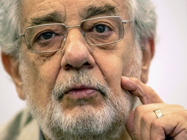 Spanish Opera Singer Plácido Domingo Has Coronavirus