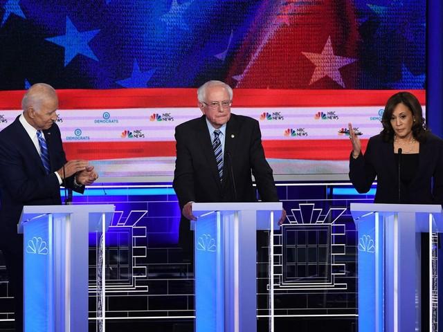 It's Biden v. Harris Part 2 at next Democratic presidential debate