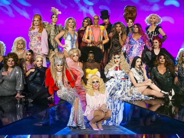 *RuPaul's Drag Race*: How Drag Fueled Pop Culture's Slang Engine of the Moment