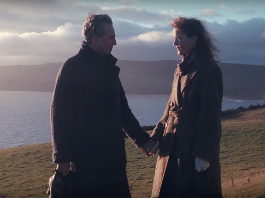 Paul Thomas Anderson Unveils Daniel Day-Lewis Fashion Romance 'Phantom Thread'
