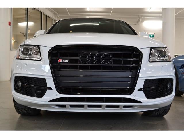 2015 Audi SQ5 technik certifi? 2021