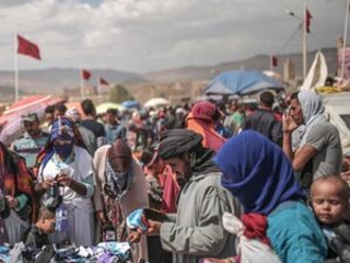 AP PHOTOS: Wedding festival is boon for Moroccan village
