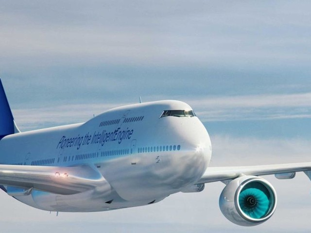 Retired 747 to test radical new jet engines