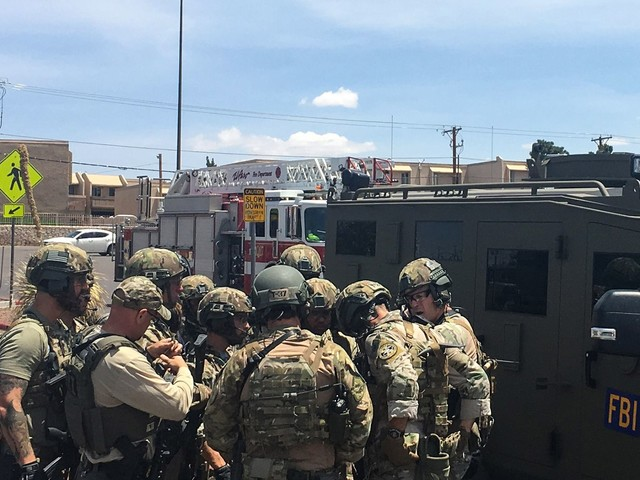 Multiple Fatalities Reported In Shooting At An El Paso, TX Walmart