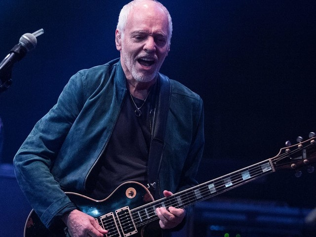 'My life is an open book': Peter Frampton talks about his memoir, music and playing live