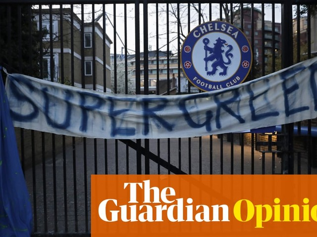 Fair-weather football fans appal me. But sooner or later they will get their Super League | Adrian Chiles