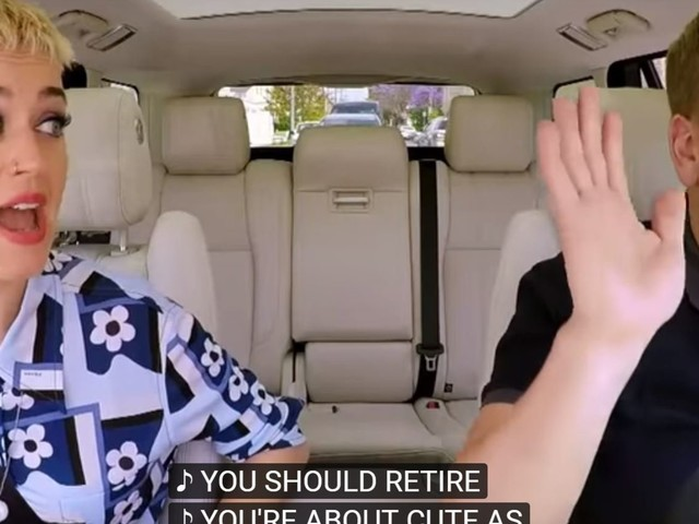 Katy Perry's Carpool Karaoke Serves As A 13-Minute Reminder Of What A Brilliant Pop Star She Is