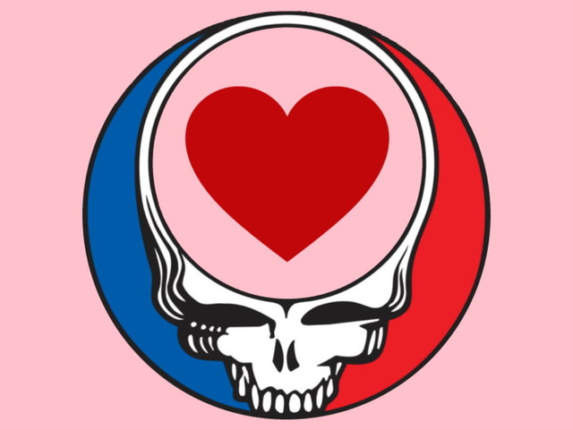 Happy Valentine's Day: Grateful Dead Love Songs Playlist