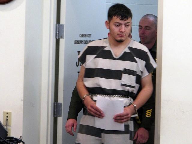APNewsbreak: Police say immigrant suspect killed for drugs
