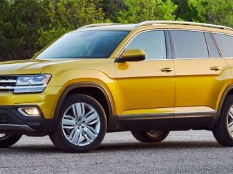 Road Tests: 2018 Volkswagen Atlas
