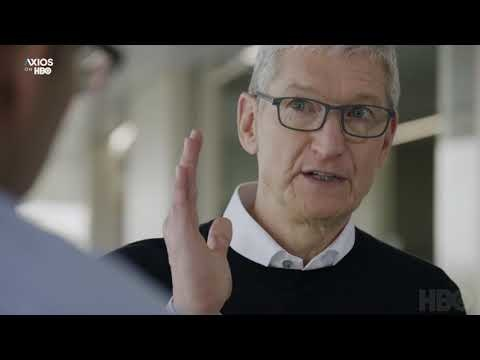 Tim Cook Discusses Apple's Google Search Engine Deal, User Privacy, and 'Inevitable' Tech Regulation
