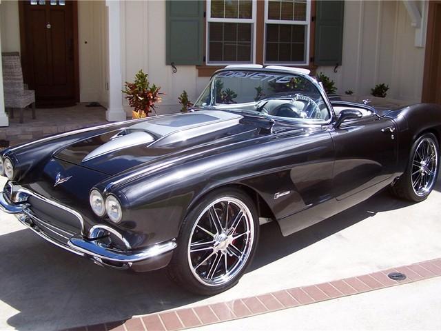 1962 Chevrolet Corvette CUSTOM Roadster