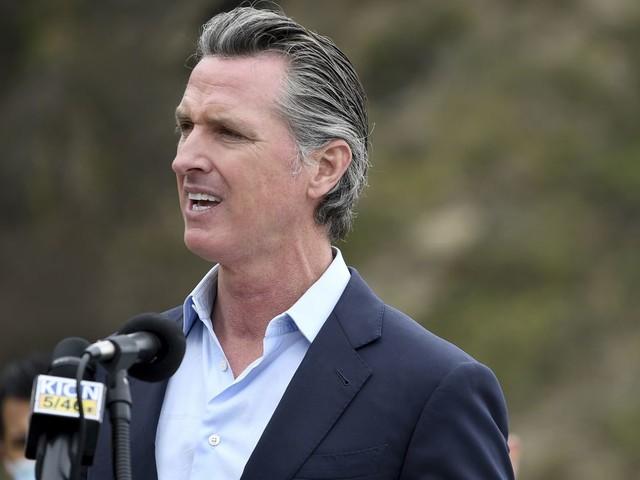 Gavin Newsom recall petition succeeds in California