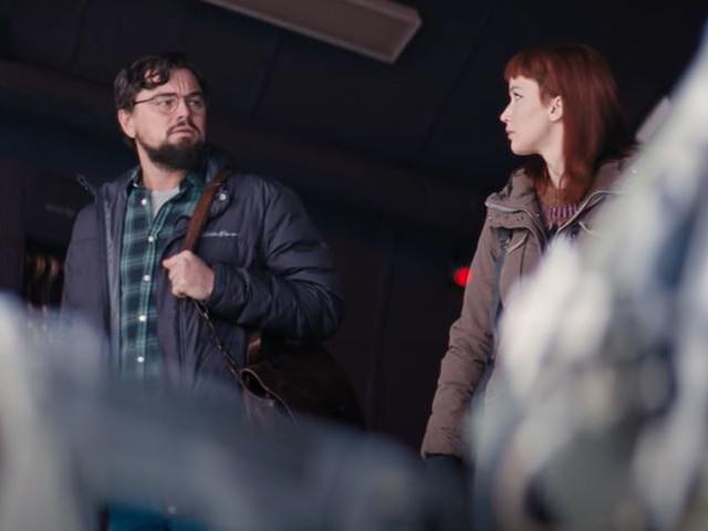 'Don't Look Up' Clip: Jennifer Lawrence & Leonardo DiCaprio Warn President Of Incoming Comet In Adam McKay's Latest – Netflix Tadum