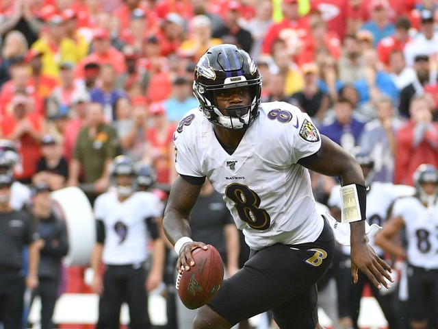 The Ravens Are the Aggressive, Analytically Driven Team We've Been Waiting For