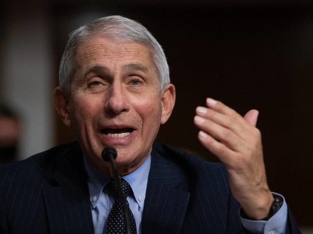 Dr. Fauci says we should cancel Christmas and New Year's to avoid a coronavirus catastrophe