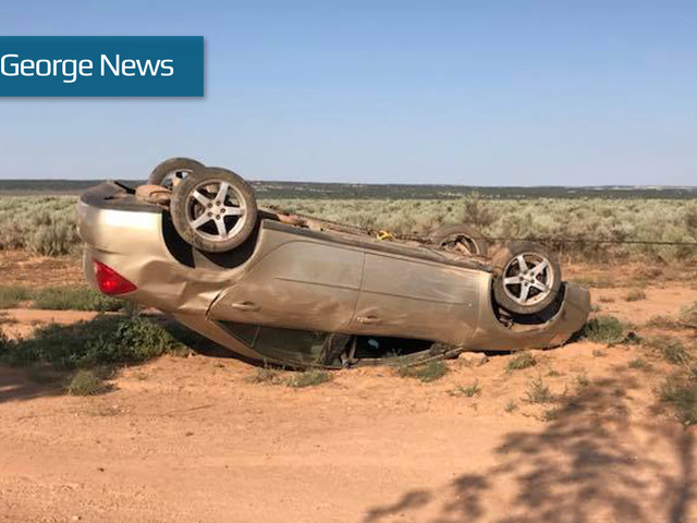 Police: Teens flip stolen car after going for joyride in Colorado City