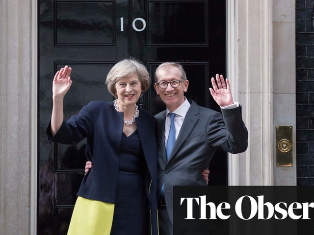 May at 10 by Anthony Seldon review – an 'iron lady' buckling in the heat of power