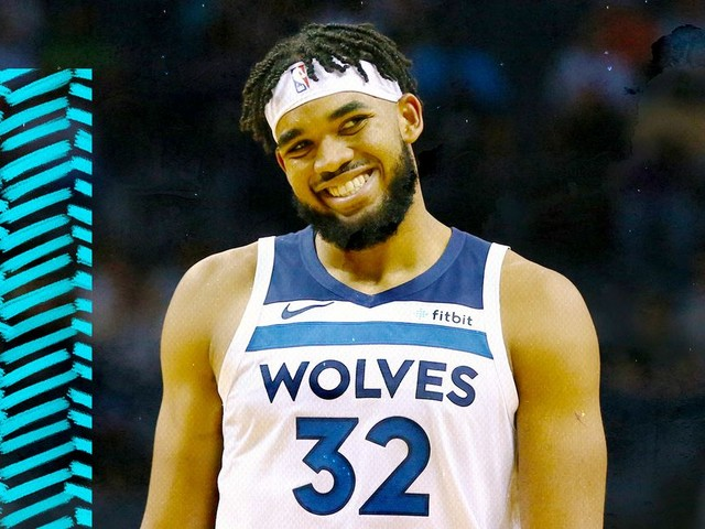 The Minnesota Timberwolves are the NBA's biggest early season surprise