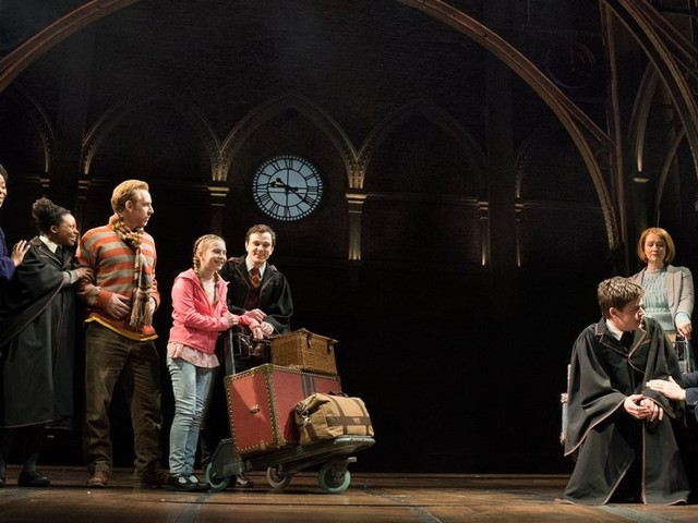 Review: 'Harry Potter and the Cursed Child' Raises the Bar for Broadway Magic