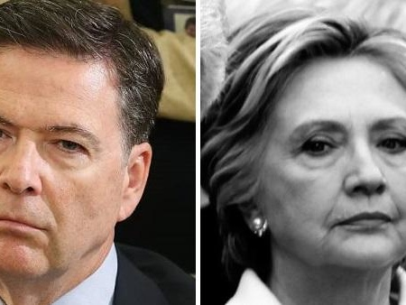 "Comey FBI Willfully Ignored ""Highly Classified"" Hillary Clinton Emails; Barr Radio Silent"
