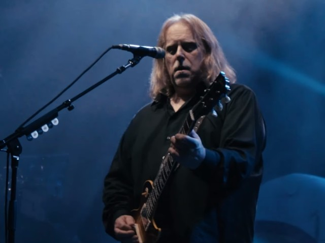 Gov't Mule Welcomes Jerry Marotta In Albany