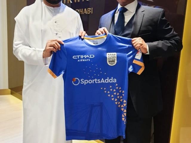 News: Etihad to sponsor Mumbai City FC following Abu Dhabi acquisition